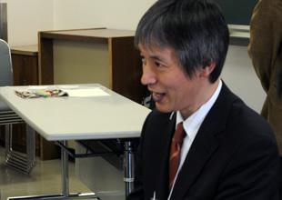 井上 喜三郎 氏