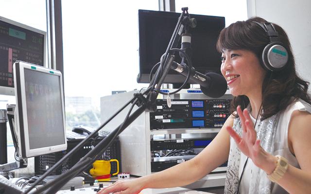 ラジオパーソナリティー | 鹿児島の人と仕事をつなぐ「しごとびと」