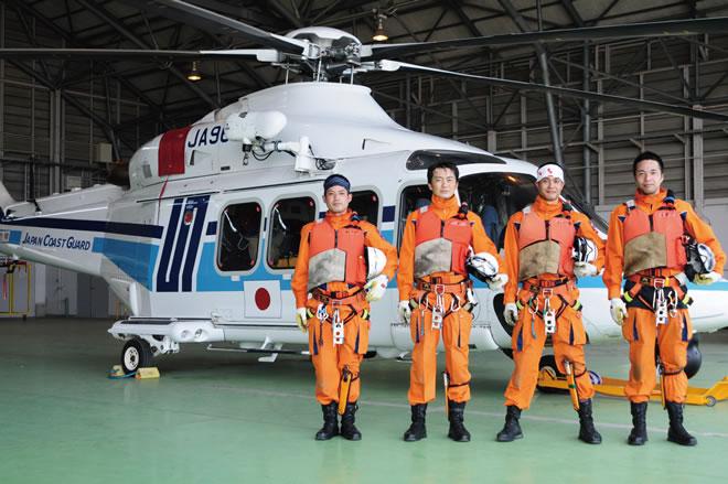 海上保安庁機動救難士