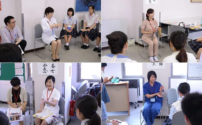 女性講師(薬剤師、歯科衛生士、管理栄養士、動物看護師)
